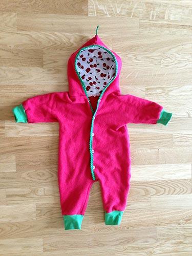 Baby Overall nähen - Nähen für Baby - naehen-ideen.de